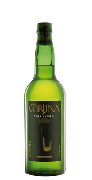 Asturian Cider La Cortina