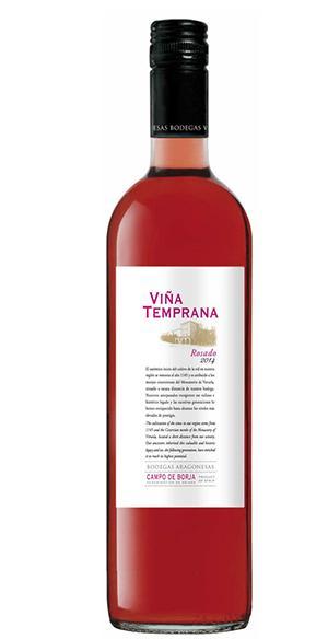Viña Temprana Rosé 2019