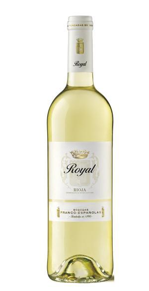 Royal Blanco - Franco Espanolas