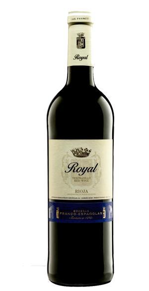 Royal Rojo - Franco Espanolas